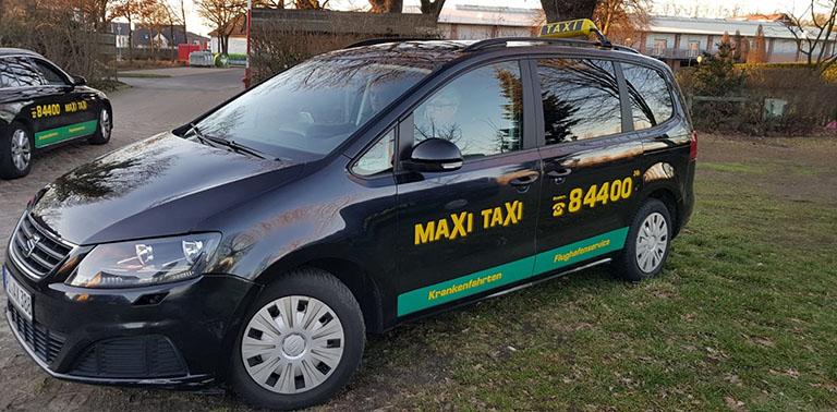 Maxi Taxi Elmshorn Grossraum Elmshorn