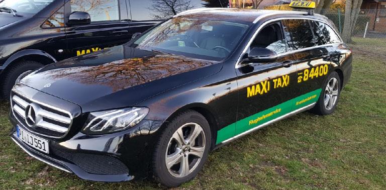 Maxi Taxi Elmshorn Pinneberg Moorege Heist Glueckstadt Flughafenservice Krankenfahrten Hamburg